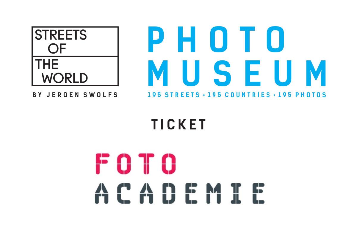 Ticket Fotoacademie