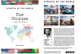 Streets of the World the Stories e-book (in English)