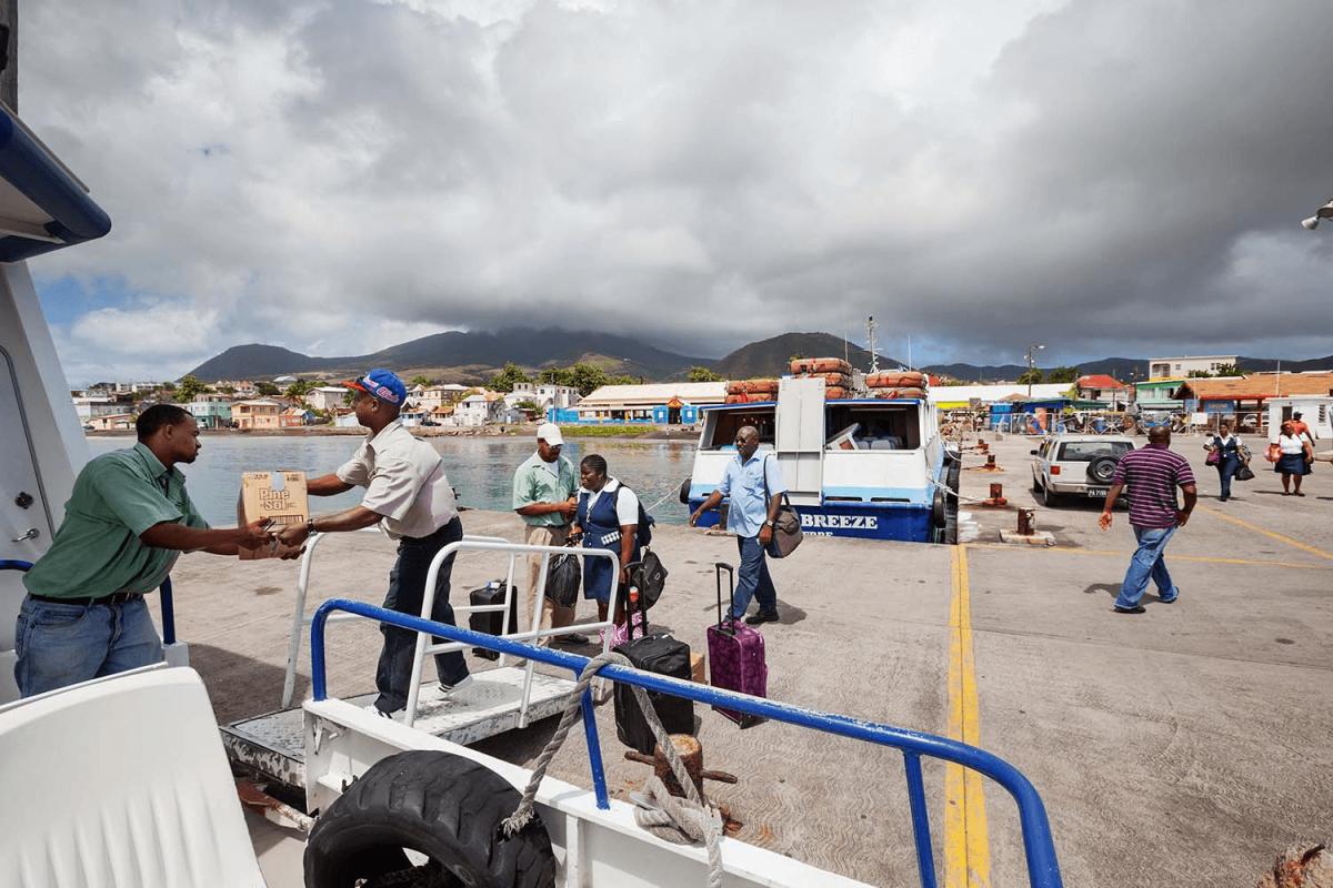 Saint Kitts and Nevis Basseterre