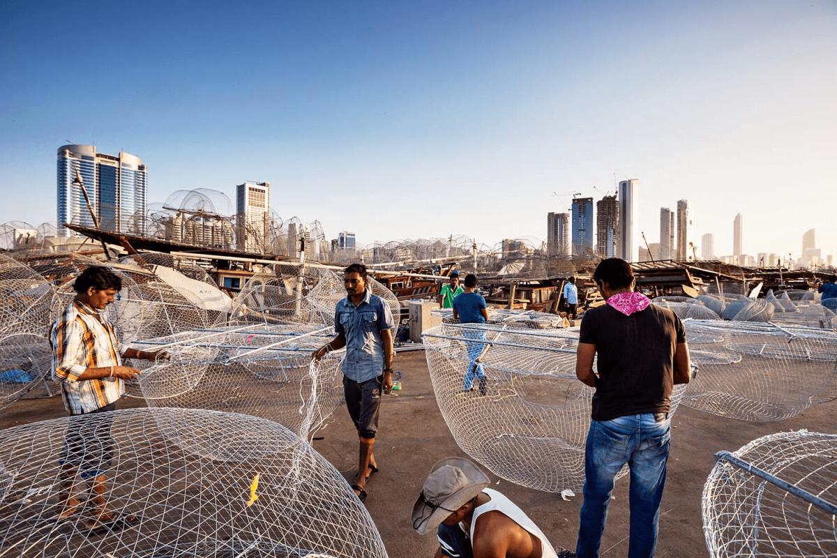 United Arab Emirates Abu Dhabi - Streets Of The World