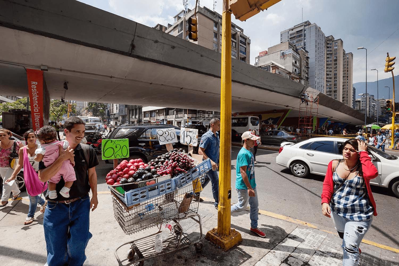 Venezuela Caracas - Streets Of The World