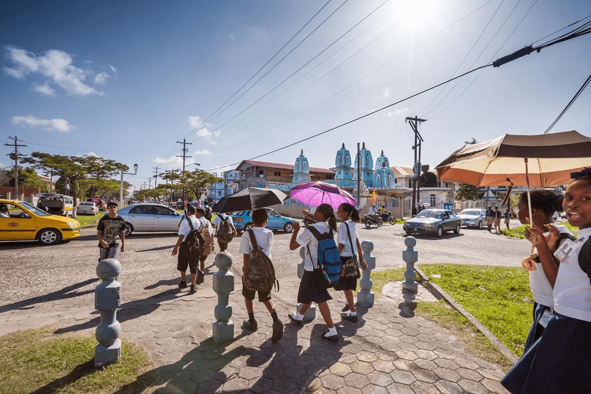 Guyana Georgetown