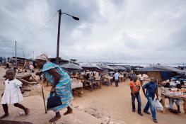 Ivory Coast Abidjan