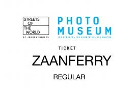 museum toegang zaanferry