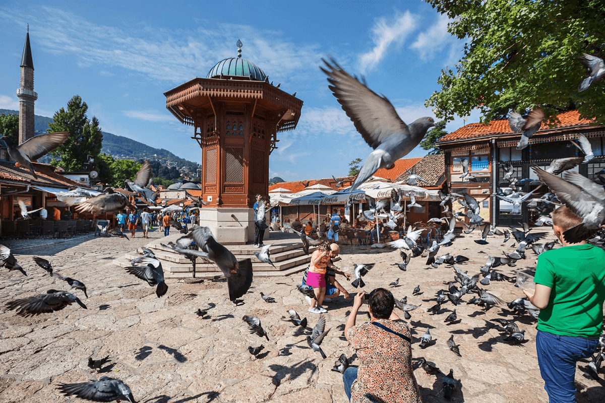 Bosnia and Herzegovina Sarajevo