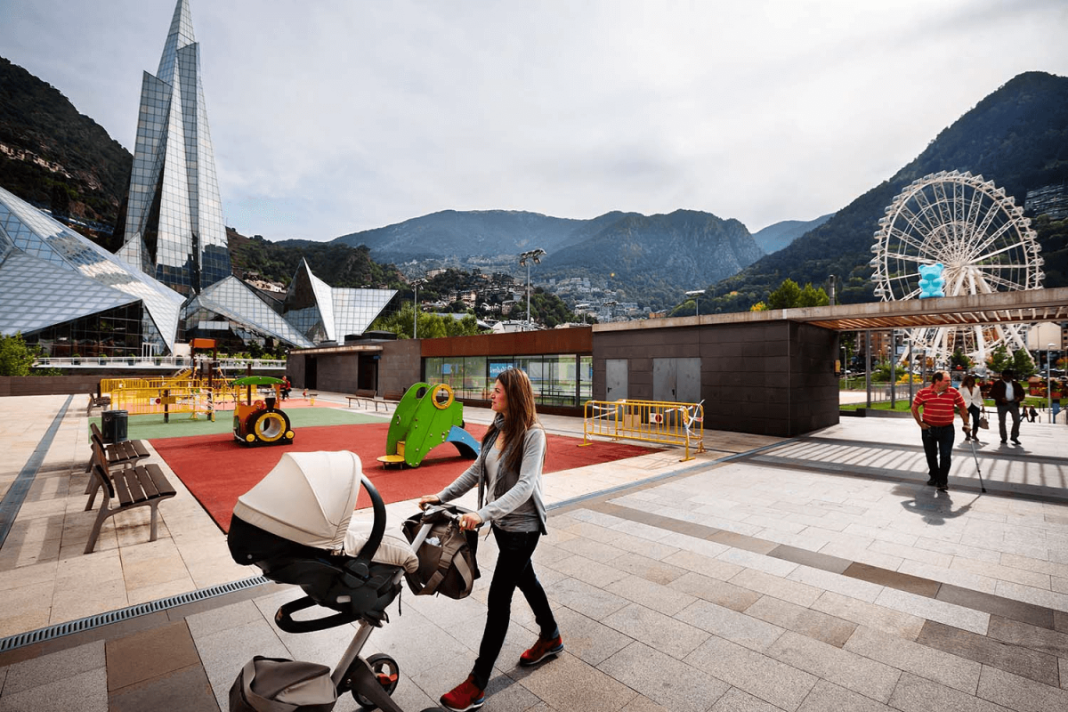 Andorra Andorra la Vella