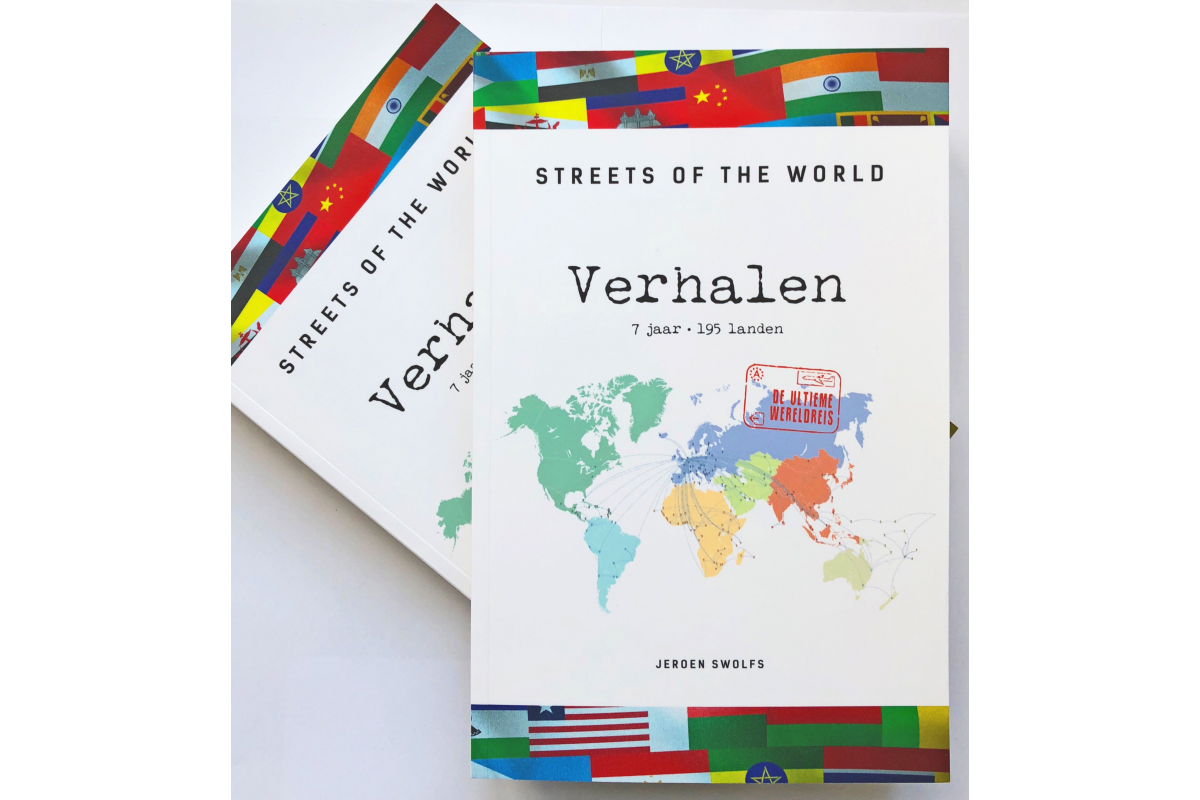 Streets of the World the Stories e-book