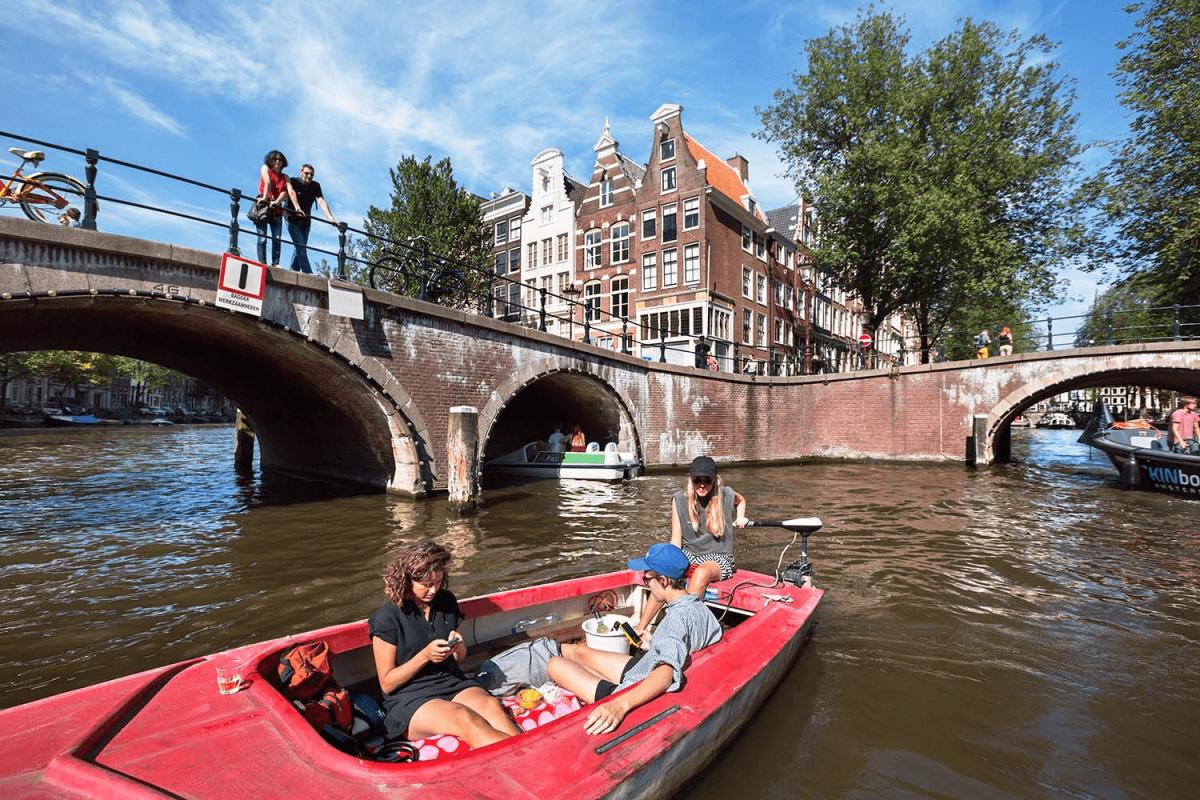 The Netherlands Amsterdam